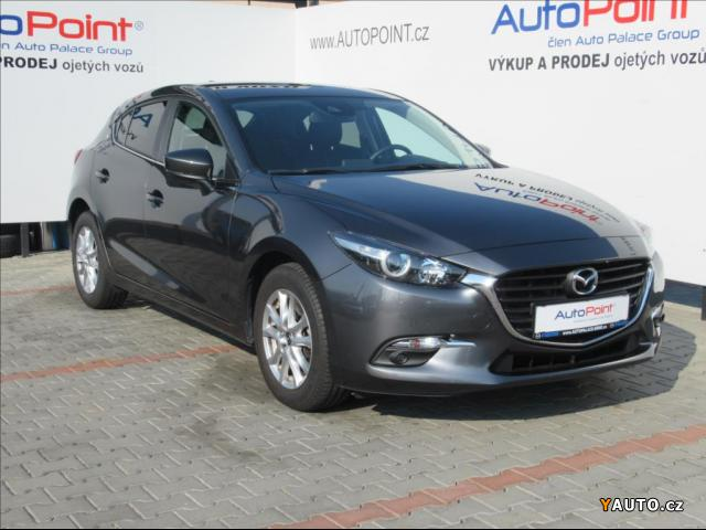 Prodám Mazda 3 2,0 VISION AUT 1. majitel, serv