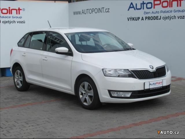Prodám Škoda Rapid 1,4 TDI ČR, 1 MAJITEL, SERVIS
