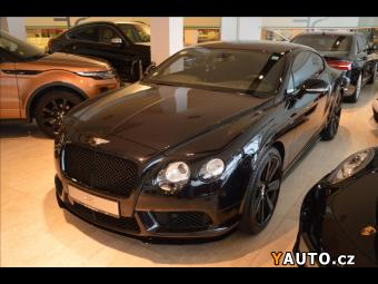 Prodám Bentley Continental GT CONCOURS Series, ACC, KAMERA V8