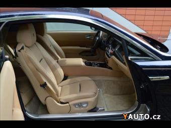 Prodám Rolls Royce Wraith Panoramatické střešní okno, TOP