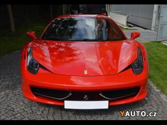 Prodám Ferrari 458 LED, LIFT, JBL, KAMERA, NOVÉ  I