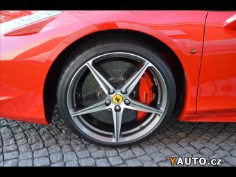 Prodám Ferrari 458 AFS, JBL, RACING SEDADLA It