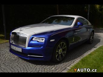 Prodám Rolls Royce Wraith Kamery, Hvězdné nebe, Key Less