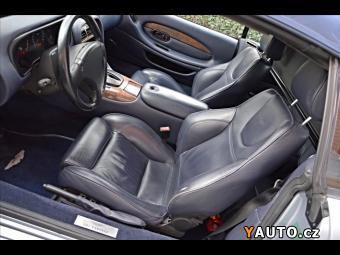Prodám Aston Martin DB7 Modrá kůže, Touchtronic V12 Vo