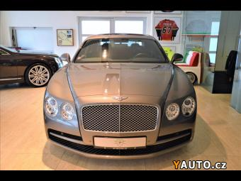 Prodám Bentley Continental Flying Spur V8, MASÁŽE, TV