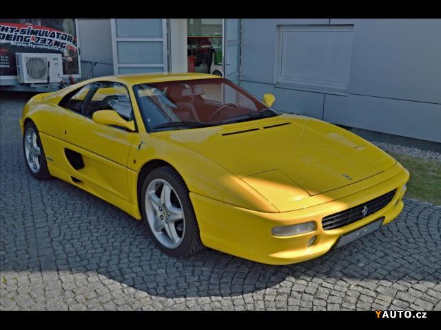 Prodám Ferrari F355 F1, Po velkém servisu