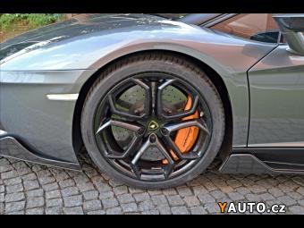 Prodám Lamborghini Aventador LP 700-4, Karbony, Kamera
