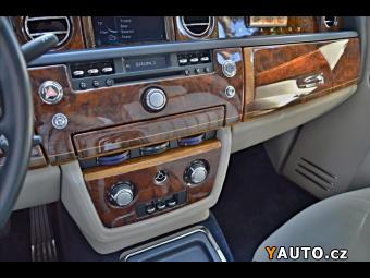 Prodám Rolls Royce Phantom Serviska, 3 klíče V12