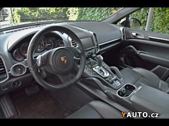 Prodám Porsche Cayenne Keyless go, Panorama