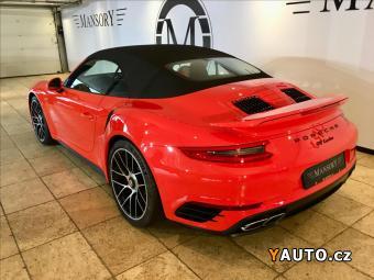 Prodám Porsche 911 TURBO, EXCLUSIVE, CARBON
