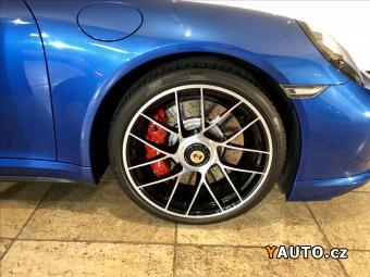Prodám Porsche 911 Turbo, Záruka, Panorama