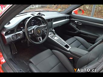 Prodám Porsche 911 Carrera 4S, PDK, Záruka