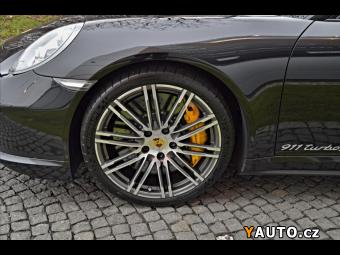 Prodám Porsche 911 Turbo S, FAB SPEED 850 PS