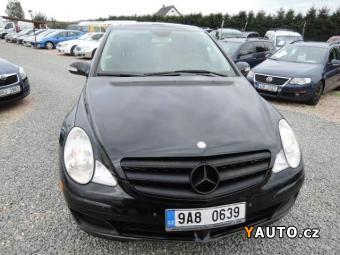Prodám Mercedes-Benz Třídy R 350 LPG, REZERVOVÁNO