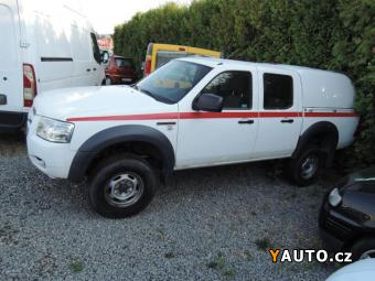 Prodám Ford Ranger Double Cab 2.5 TDCI