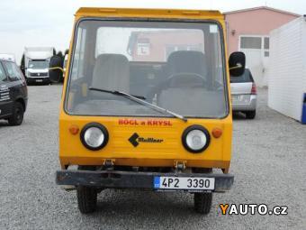 Prodám Multicar M 25 TŘÍSTRANNÝ SKLÁPĚČ