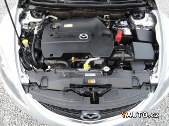 Prodám Mazda 6 2.0 MZR, BOSE