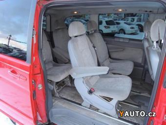 Prodám Mercedes-Benz Viano 2.2 CDI, 8 míst