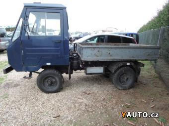 Prodám Multicar M 25 pouze 8100km
