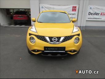 Prodám Nissan Juke 1,2 DIG-T N-CONNECTA Edice FU