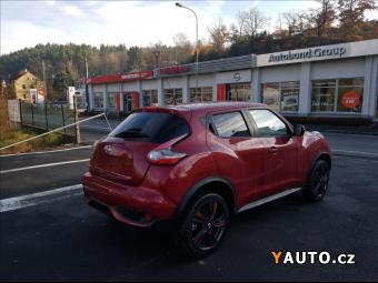 Prodám Nissan Juke 1,2 DIG-T CZECH LINE Navi R18