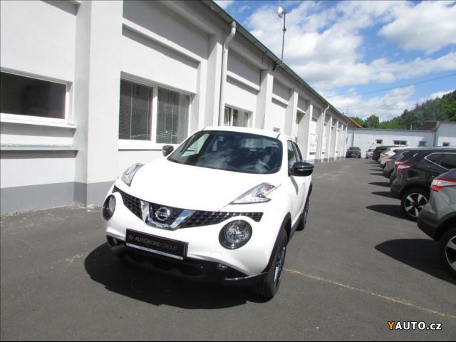 Prodám Nissan Juke 1,6 CZECH LINE AUTOMAT NAVI