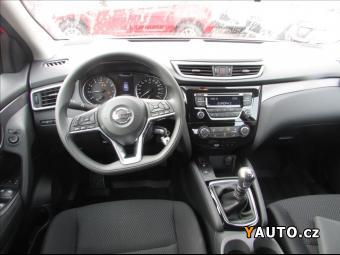 Prodám Nissan Qashqai 1,2 DIG-T VISIA