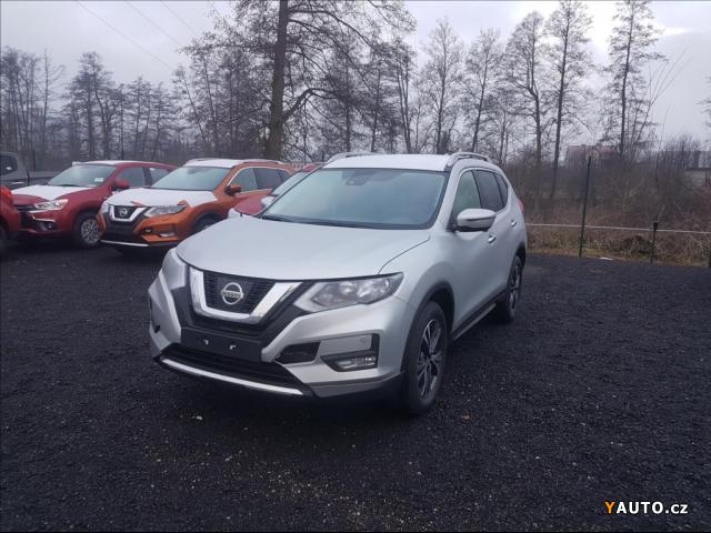 Prodám Nissan X-Trail 1,6 DIG-T CZECHLINE NAVI