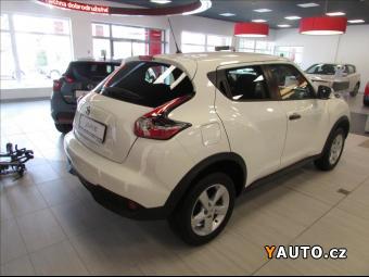 Prodám Nissan Juke 1,6 VISIA PLUS ALU