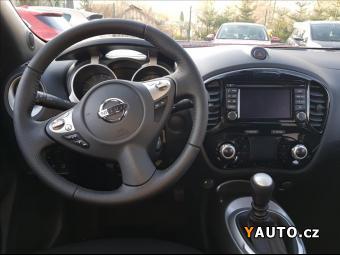 Prodám Nissan Juke 1,2 DIG-T CZECH LINE NAVI