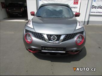 Prodám Nissan Juke 1,6 CZECH LINE AIÚTOMAT NAVI