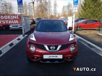 Prodám Nissan Juke 1,6 CZECHLINE AUTOMAT NAVI