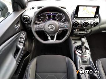 Prodám Nissan Juke 1,0 TEKNA DCT SOUND&GO BOSE
