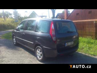 Prodám Fiat Ulysse 2, 2 JTD