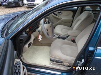 Prodám Rover 75 2,5 i 130 KW Automat, Eko zapla