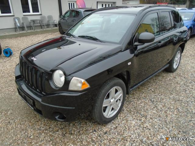 Prodám Jeep Compass 2,0 CDR 103KW 4x4 Nový rozvod