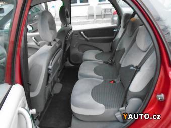 Prodám Citroën Xsara Picasso 1,6 16V 80KW Zadáno 1xMAJ. S. KN