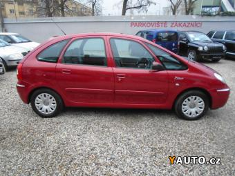Prodám Citroën Xsara Picasso 1,6 16V 80KW 1xMAJ. S. KNIHA