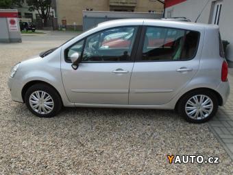 Prodám Renault Modus 1,6 16V 82KW Zadáno Automat