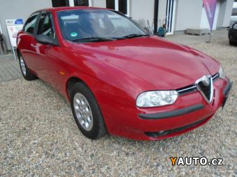 Prodám Alfa Romeo 156 1,6 16V T. S. Klimatizace