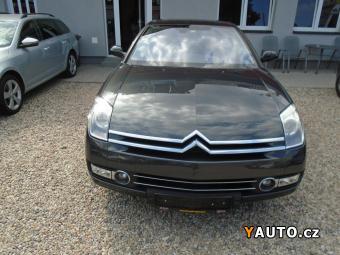 Prodám Citroën C6 2,7 HDi V6 150KW S. Kniha Exclu