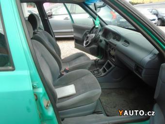 Prodám Škoda Felicia 1,3 GLXi 50KW Kombi