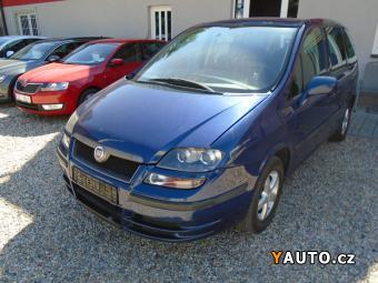 Prodám Fiat Ulysse 2.2 JTD 94KW Emotion