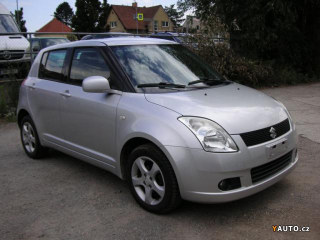 Suzuki Swift 1.3 GLX 4x4