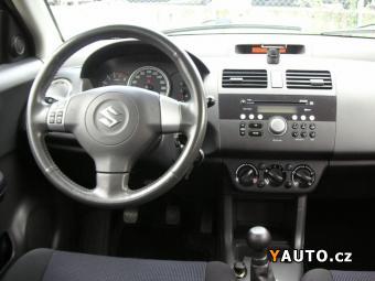Prodám Suzuki Swift 1.3 GLX 4x4