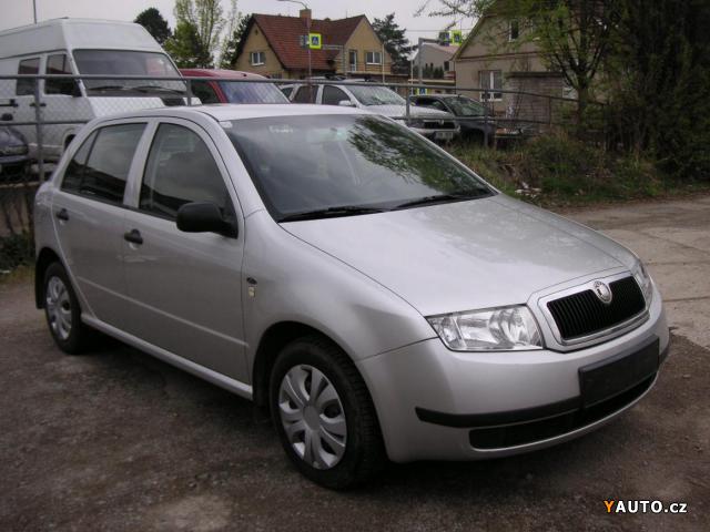 Prodám Škoda Fabia 1.9 SDi Classic - Serviska