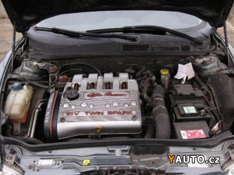 Prodám Alfa Romeo 147 1.6i-Klima