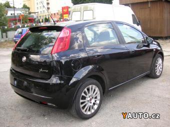 Prodám Fiat Grande Punto 1.2i