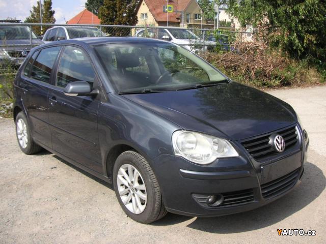 Volkswagen Polo 1.4i LPG
