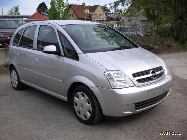 Opel Meriva 1.4i 16V
